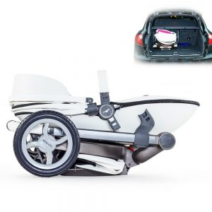 Hot Mom 3 in 1 Portable Baby Stroller Travel System