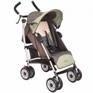 Dream On Me / Mia Moda Veloce Stroller, Mint Java