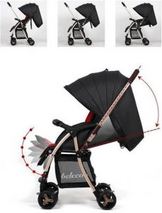 Belecoo Lightweight stroller for baby