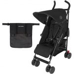 Maclaren 2017 Quest Stroller With Organizer in Black Review