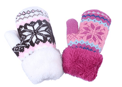 Best Soft Winter Mittens Gloves for baby